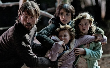 I'm not going to lie. The fact that Nikolaj Coster-Waldau is in this movie (as two characters) is a large part of the reason I went to see Mama.