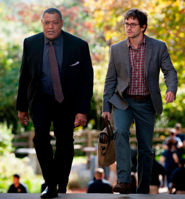 Laurence Fishburne must have really taken to CSI because he's back hunting serial killers as Jack Crawford in the first African American adaptation of the character. Yay! When I first read the books I always saw him as African American. My head canon is now canon.