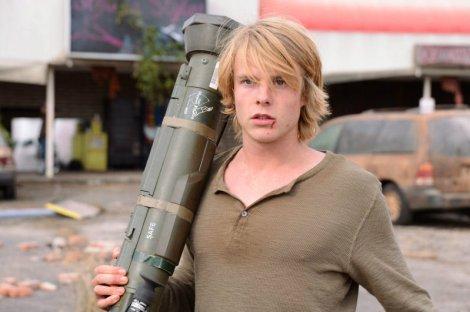 Who gave Danny a bazooka?