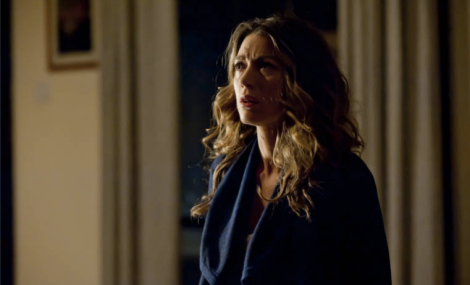 You take the cake for the most infuriating female character this week. Go back to Justified, Natalie Zea.