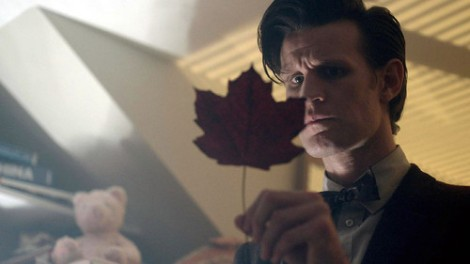 """A leaf that has been placed in Clara's """"101 Places to See."""""""