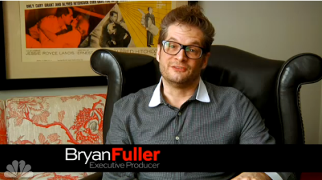 Bryan Fuller awkwardly admits that maybe that episode was a bit too much.