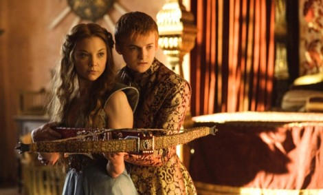 Appealing to the creepy in him, good move Margaery. You might actually survive this.