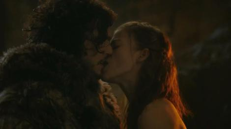 Congratulations on sex, Jon! You apparently knew some things!