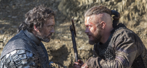 Oh Aethelwulf, you really didn't get enough screen time, especially since while your men were under attack you took like 20 mins to pray. Only to be foiled by a tent and Floki.