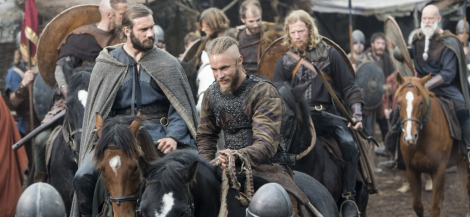Few things are funnier than vikings in Northumbria. Nothing comes to mind.