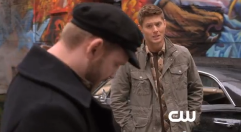 Even though Dean hasn't been around, Benny still came when he called.