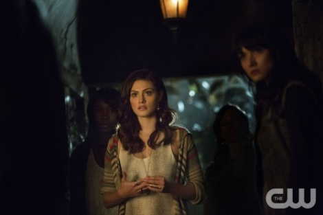 Hayley is shocked too Klaus. It's not like she wants to have a baby.