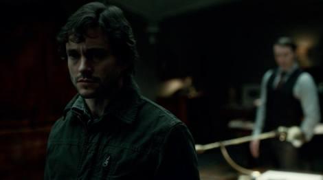 I just want to hug him. I just want Hannibal to hug him.