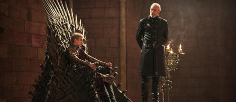Learn from your elders Joffrey, or Tywin might just have you killed.