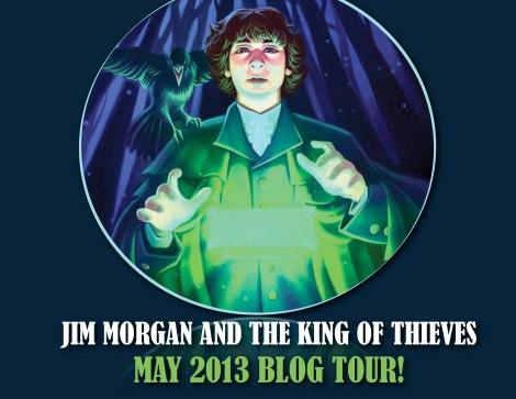 Jim Morgan May 2013 Blog Tour Button