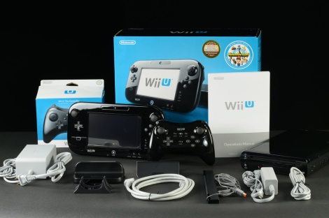 For a wireless system, the Wii U sure has a lot of wires.