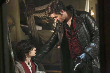 At least they both hate Rumpelstiltskin. They have that in common?