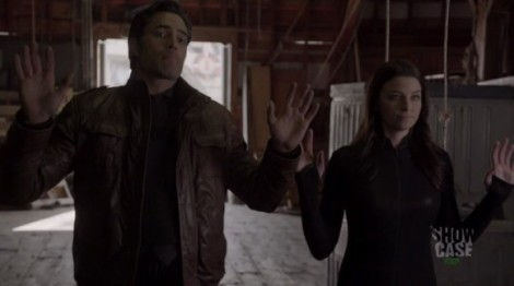 I appreciate Carlos's face and reaction to everything Kiera does.