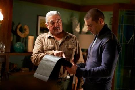 World's greatest dad, Rafe McCawley, begins bonding with Gordon McClintock almost immediately.