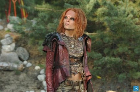 Irisa puts her short-lived mentor to rest, but seems to have gained a new-found faith.