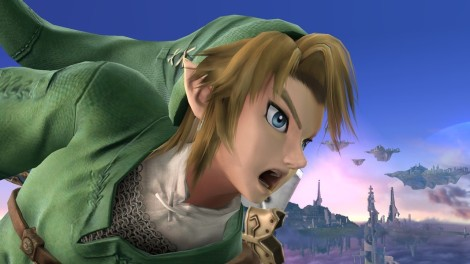 Can we just talk about Link's hair for a second?