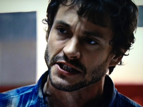 Did you feel like this after the season finale when you realized it would be at least a year before there would be any new episodes of Hannibal? Do you feel like this? Yeah. So do we.