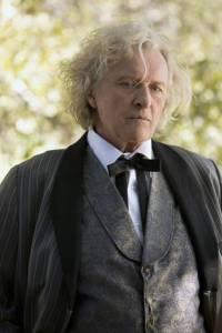 Grandpa Niall. Why is he dressed like that?