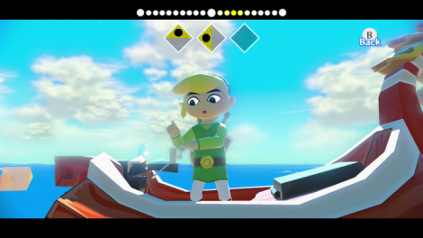 "In ""The Wind Waker,"" Link controls the winds by conducting them with a special baton, which may or may not have made an appearance at the concert..."