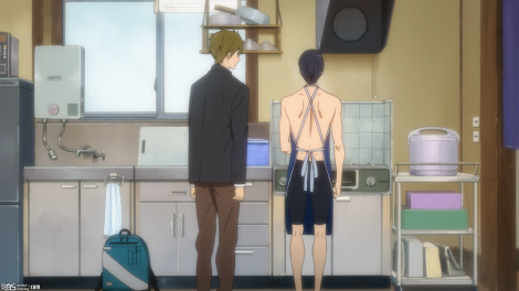 I'm not joking about the fanservice.