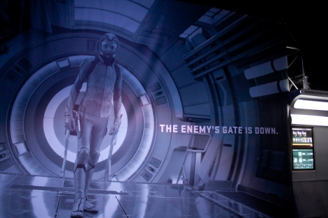 But seriously, Ender's Game. You don't have to keep trying so hard. You've won me over heart and soul.