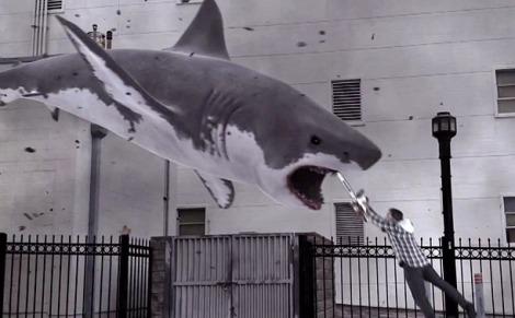Sharknado trailer(Screengrab)