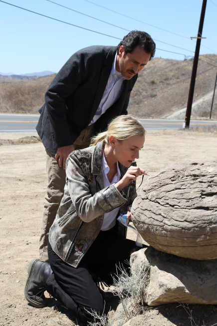 Sonya and Marco are still playing nicely on this investigation, but let's start taking bets on when things go south - we're already seeing the cracks in this unconventional partnership.