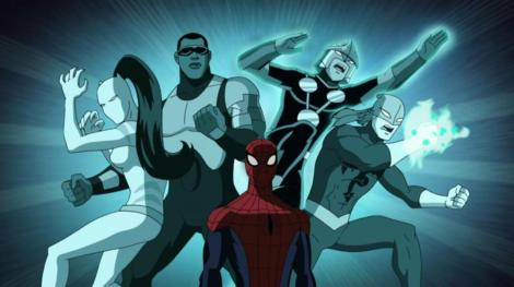 These guys are kind of awesome and it's a great way to introduce kids and new Marvel fans to less familiar characters!