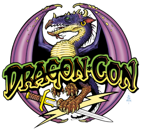 Logo courtesy of Dragon Con Media Relations