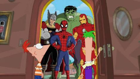 But who knows. Because stuff like Phineas and Ferb: Mission Marvel happens and then I don't know what to believe. [Disney]