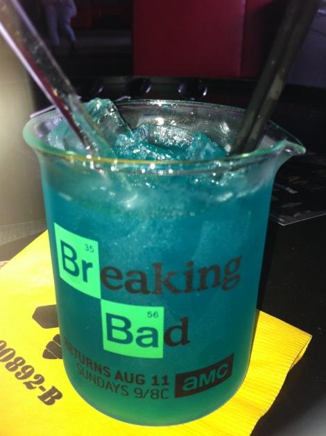 Free drinks never hurt.