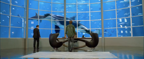 His boss has a freakin' orca...yeah he's rich and yeah I guess I'd do what he says because if I lost thousands of dollars of pot, I'd do whatever.