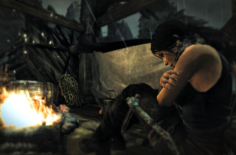This is a Lara I can relate to - a Lara who is still coming into her own.