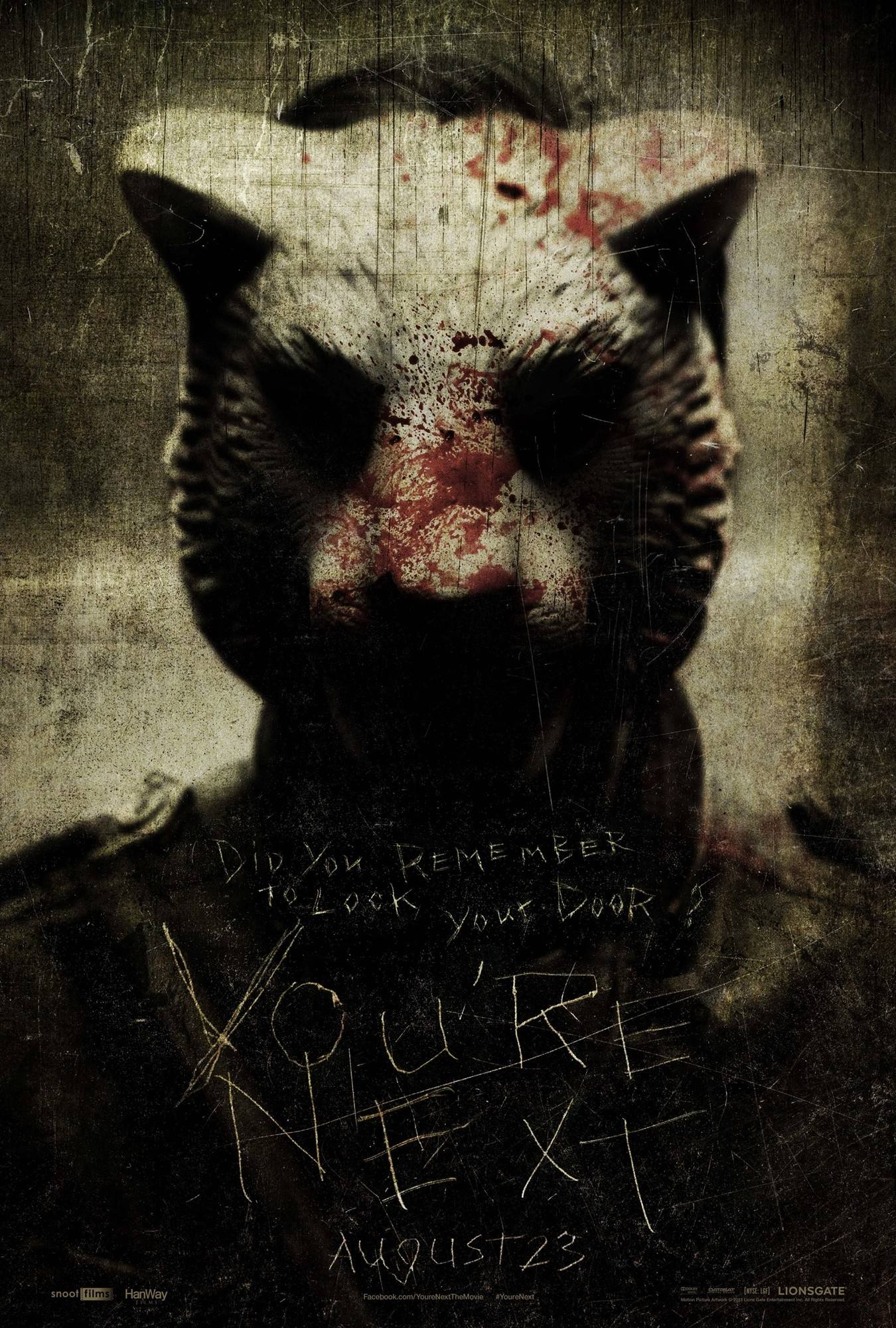Nạn Nhân Tiếp Theo (2013) Full ... - Youre Next