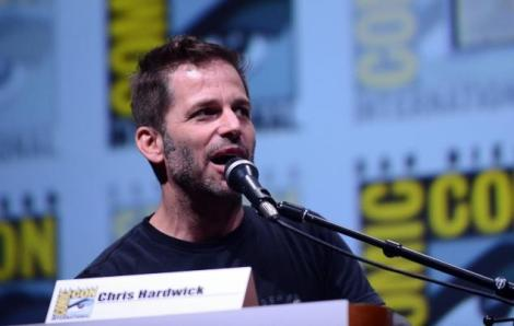 """The Superman/Batman logo flashed above the hysterical crowd, and Snyder's monumental words followed, """"What the SHIT was that?!"""""""