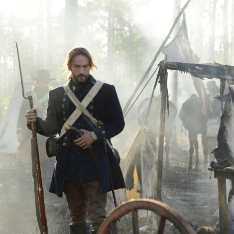 I'm also in favor of a lot of swashbuckling Ichabod Crane flashbacks... Just saying.