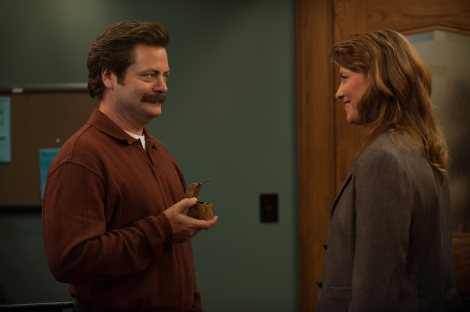 Ron and Diane are so cute, it rots my teeth. [facebook.com]