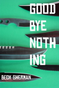 Goodbye Nothing Cover