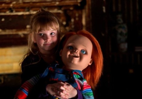 We've replaced little Andy with this adorable little potential vessel for this crazy serial killer's soul.
