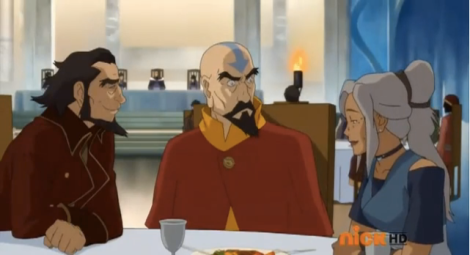 Katara and Aang's kids are full of joy and sadness for the audience.