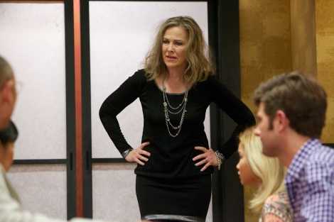 Also, Catherine O'Hara has the best sex hair.
