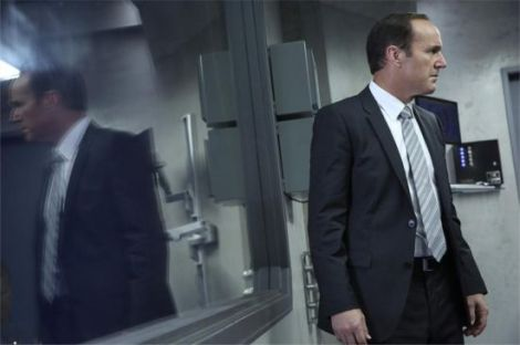 Coulson the moment he realizes it's about to hit the fan. [comicbook.com]