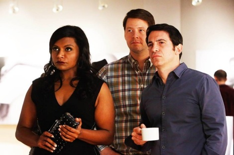 mindy project 2x5