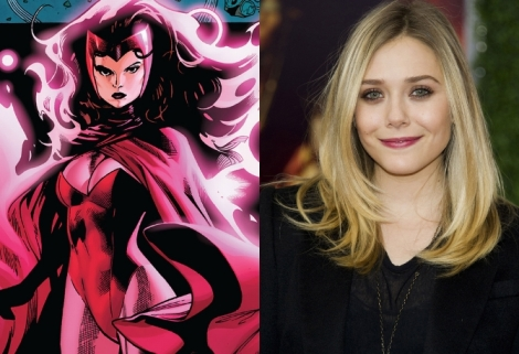 Is Elizabeth Olsen in our future on Agents of S.H.I.E.L.D? [jenovadgo.blogspot.com]