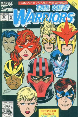 I'm dying to see a New Warriors series to be honest.