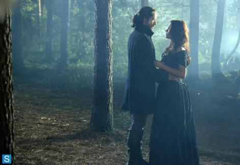 Ichabod and Katrina are reunited finally!
