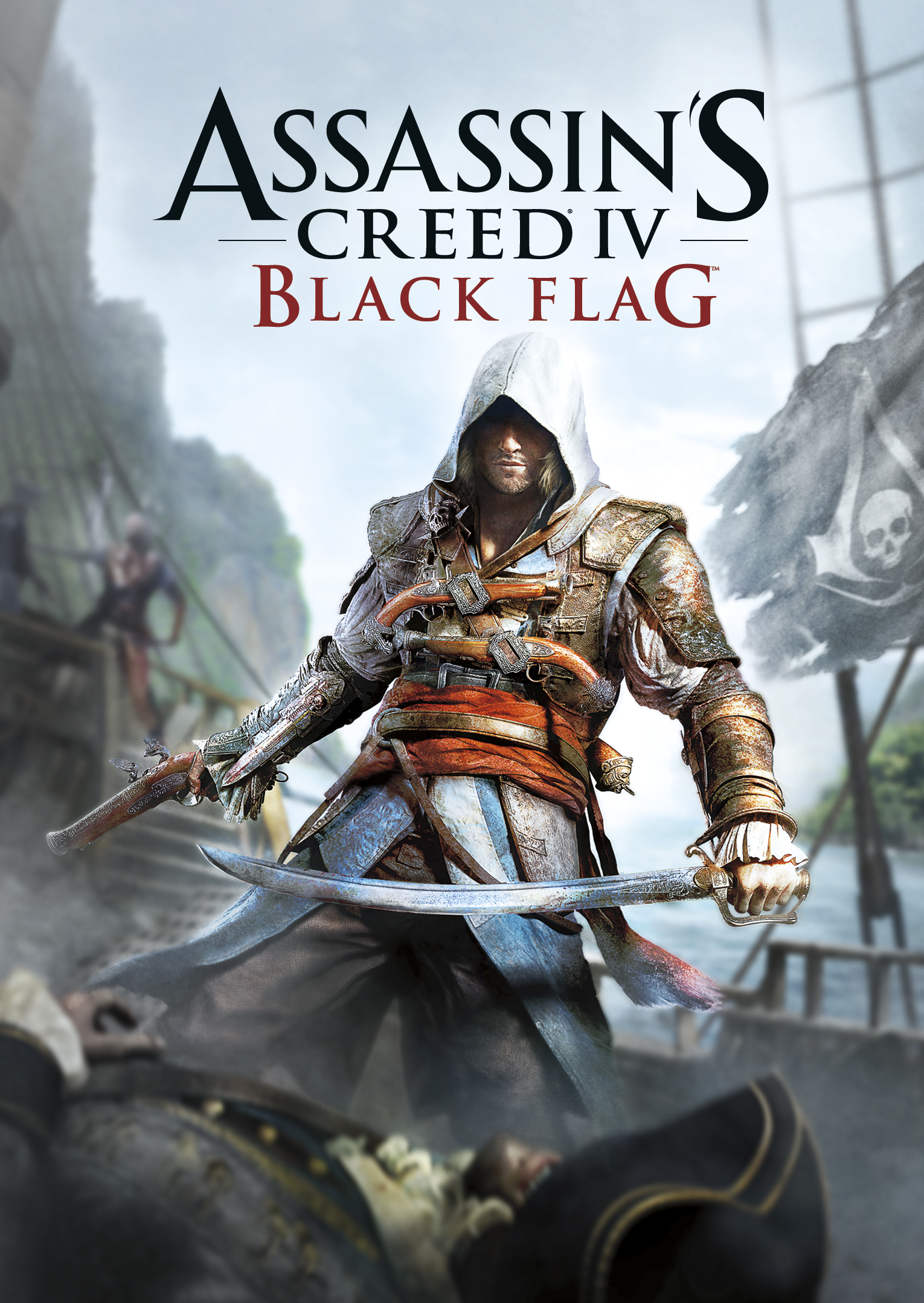 Assassins Creed IV  Black Flag is More Pirate Adventure Than DN1ycxBb
