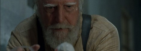 This was a rough episode for Hershel and his unending optimism.