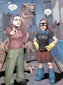 Just imagine - we may finally see the Runaways on screen someday!